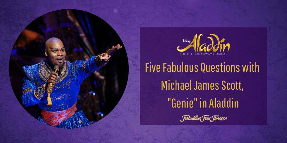 Five Fabulous Questions - Michael James Scott - Genie.png
