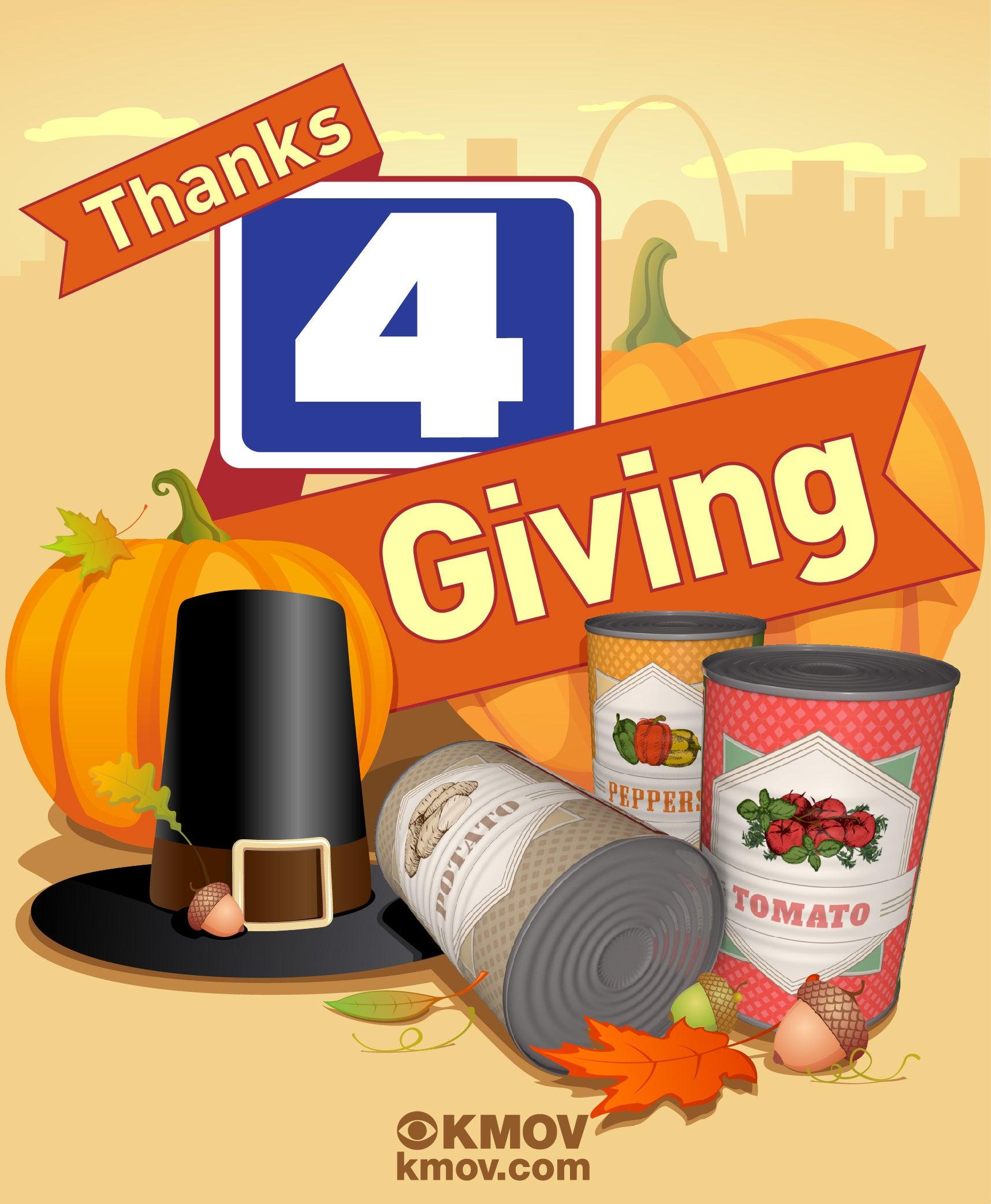 Thanks 4 Giving. KMOV.com