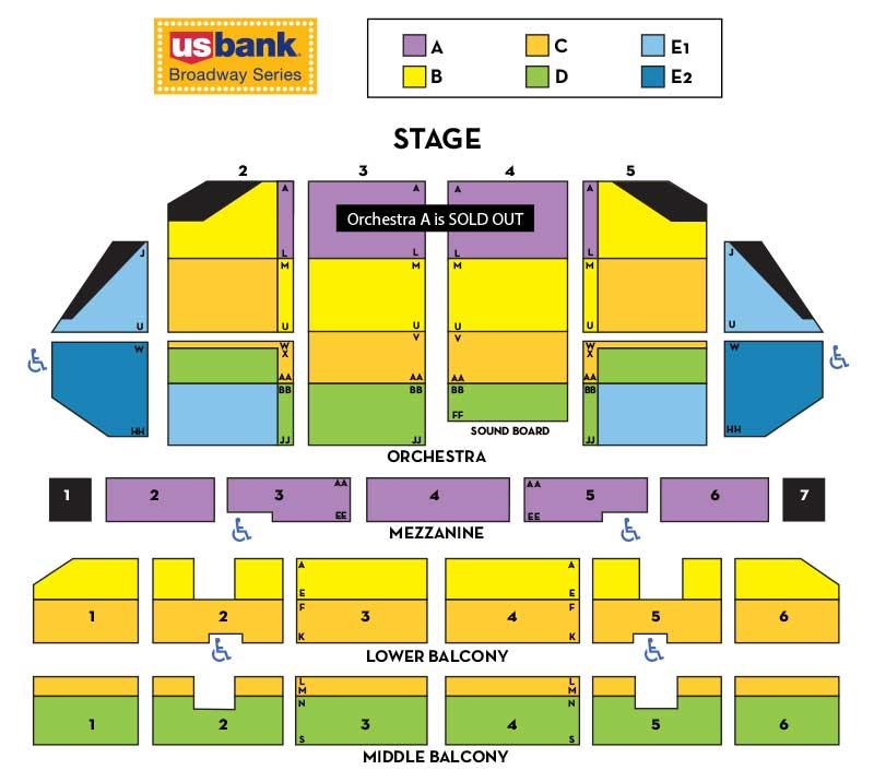 st louis fox theatre seating diagram  diagram  auto parts