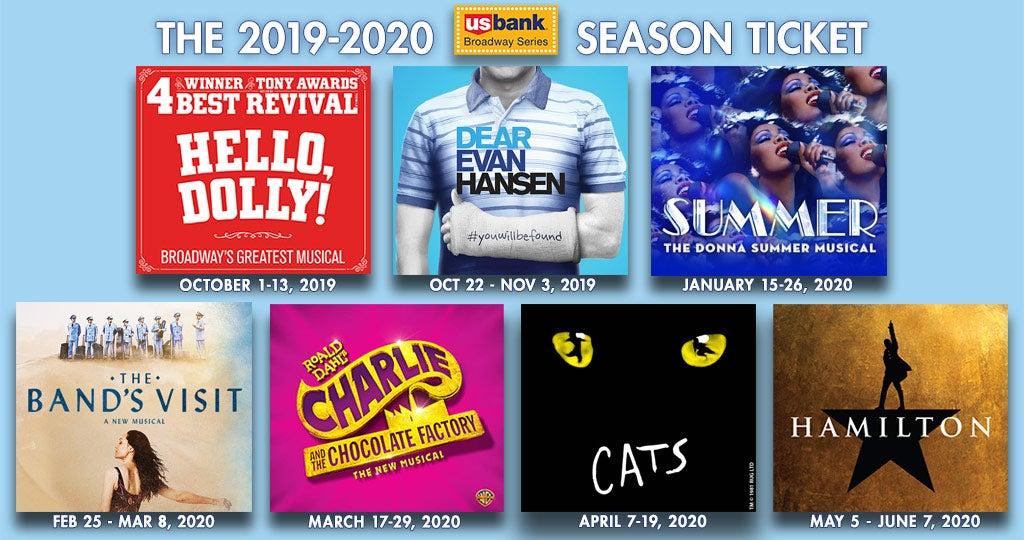 Fox Broadway Club Members | The Fabulous Fox Theatre