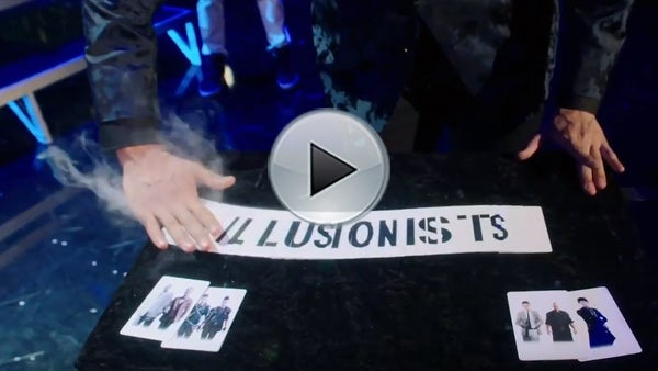 The Illusionists Trailer